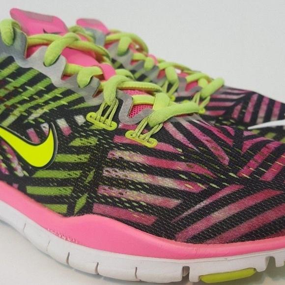 Nike Free 5.0 TR Fit 4 Women Running Shoe 5.5